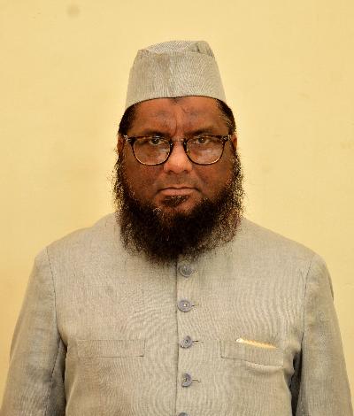 Prof Asif Mazhar Ansari