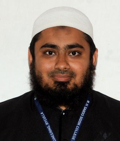 Prof. Ansari Muqeet