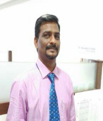 Prof. Shrinidhi Gindi