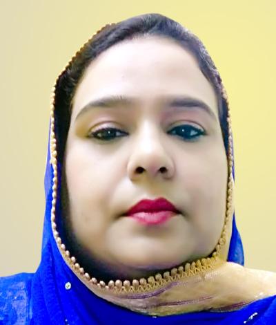 Dr. Shabina Sayed