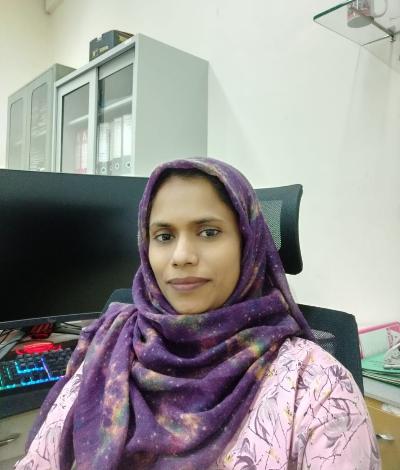 Prof Yakkundi Atiya Banu